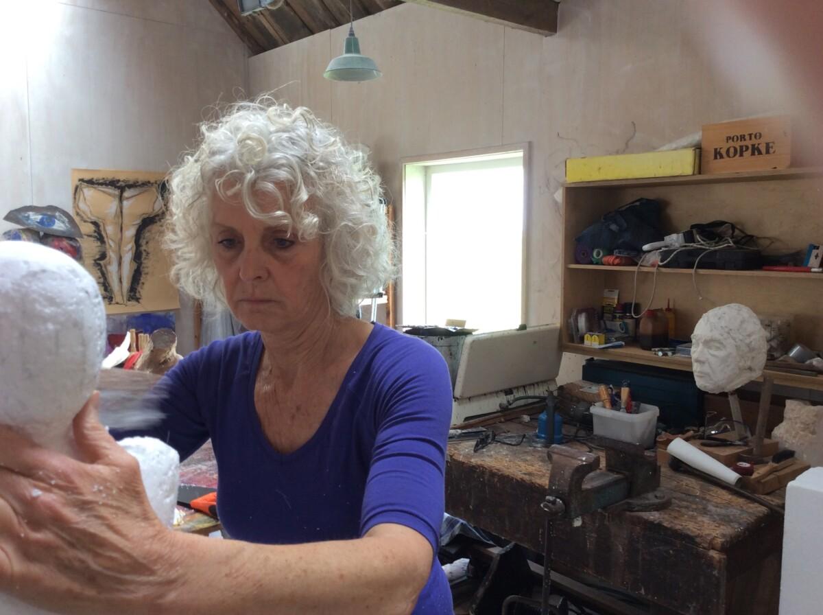 atelier beeldhouwer